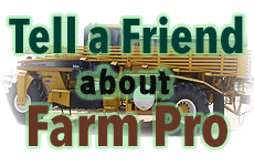 Tell your Friends all about FarmProAZ.com in Yuma, AZ